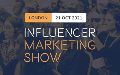 Influencer Marketing Conference London
