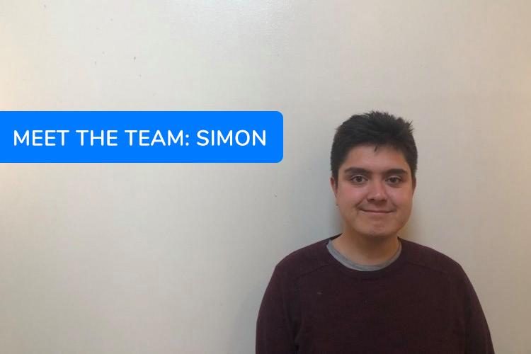 Meet the Team: Simon Stone